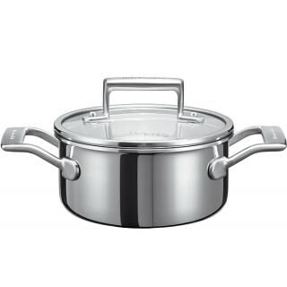 KITCHENAID lábas fedővel 16cm