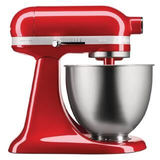 KITCHENAID Mini robotgép metálpiros